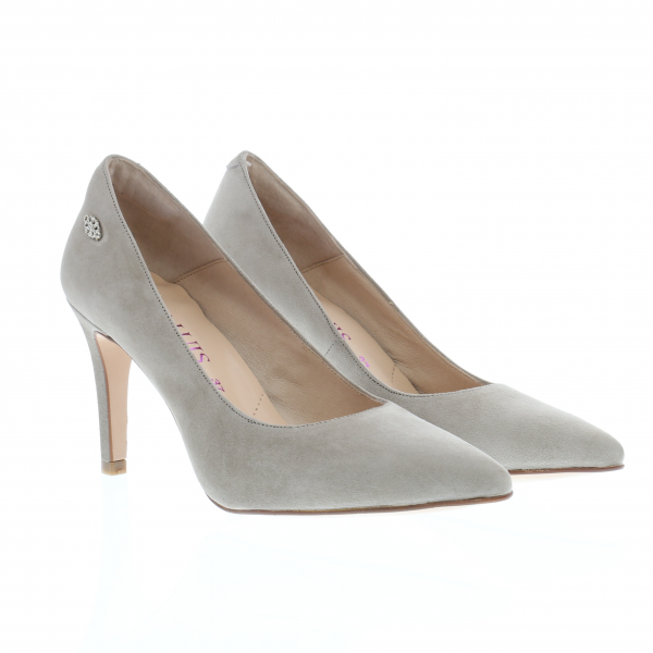 JULES - Stiletto Pumps in Samtziegenleder Corda